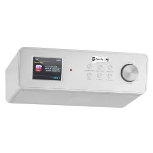 KR-200 Internet Radio Sottopensile WiFi DAB+ argento Spotify