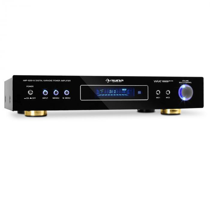 MP-9200-S Amplificatore surround 5.1 600W