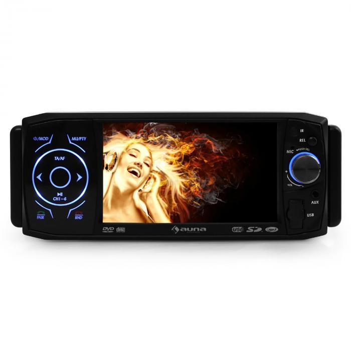 MVD-420 autoradio lettore DVD bluetooth