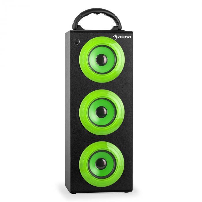 Beachboy altoparlante Bluetooth XXL verde