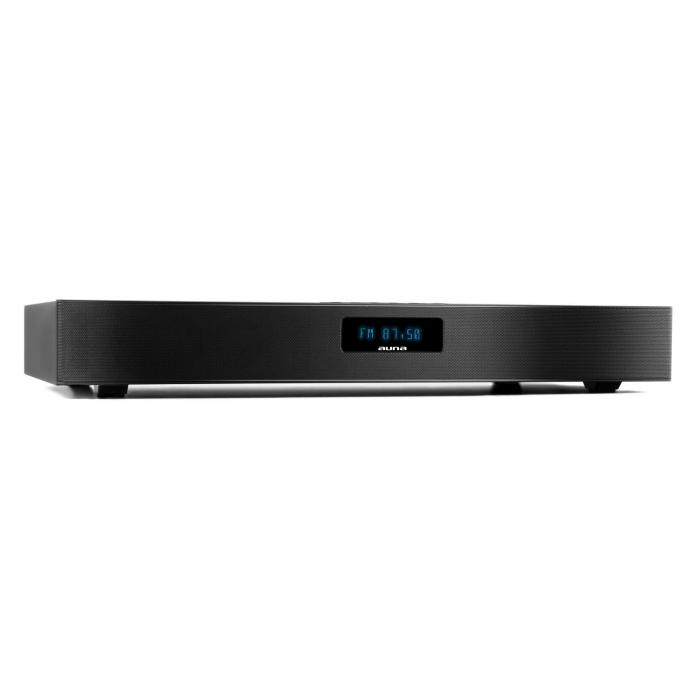 Stealthbar 50 2.1 Sistema Surround 100W Bluetooth DAB + FM AUX-in