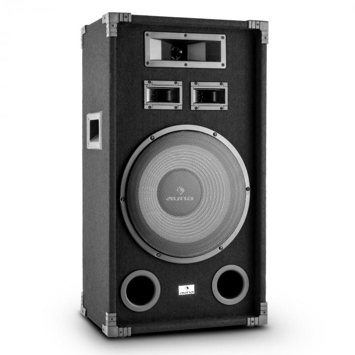 "PA-1200 Altoparlante Fullrange Woofer 12"" 500Wmax."