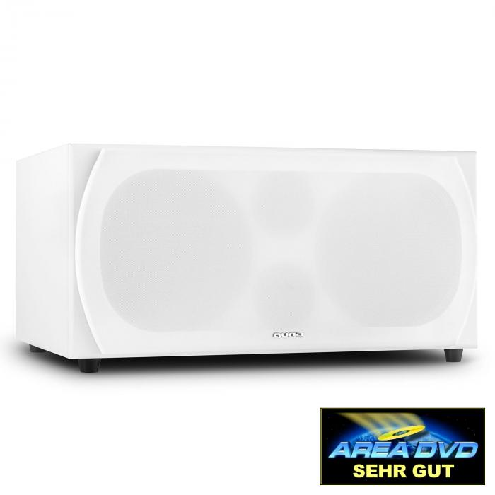 Linie 501SW VH Subwoofer Attivo 500W Bianco bianco