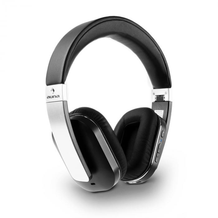 Elegance ANC Cuffie Bluetooth NFC Antirumore Vivavoce