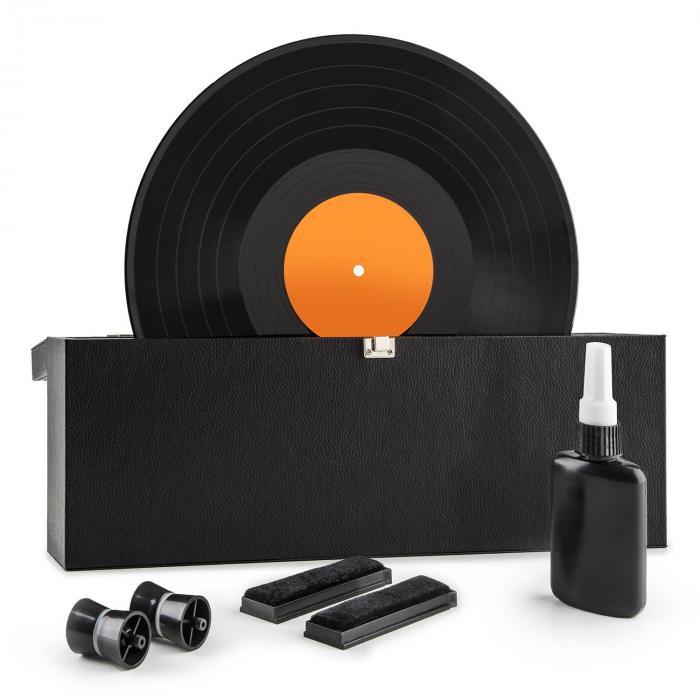 Vinyl Clean Macchina lava-dischi Set di manutenzione per dischi