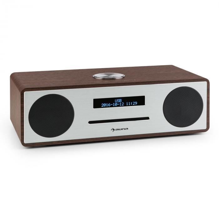 Stanford Radio DAB-CD DAB+ Bluetooth USB MP3 AUX VHF noce noce